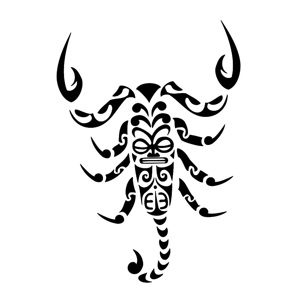 scorpio tattoos designs ideas and meaning tattoos for you. Black Bedroom Furniture Sets. Home Design Ideas
