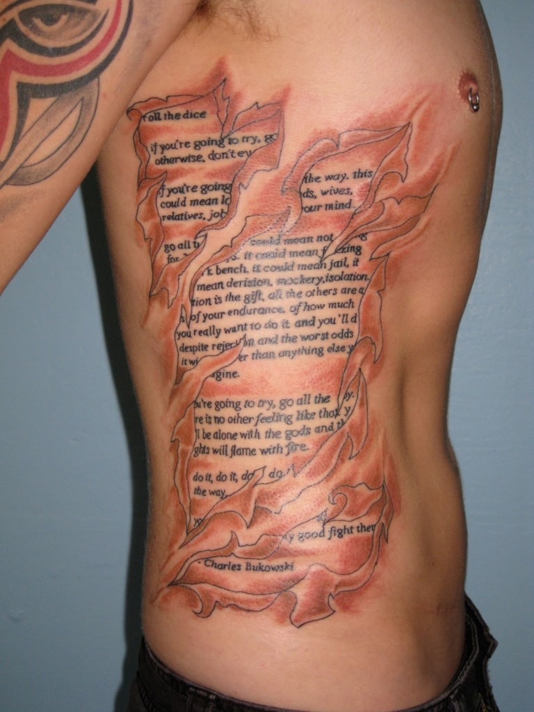 Scriptures Tattoos