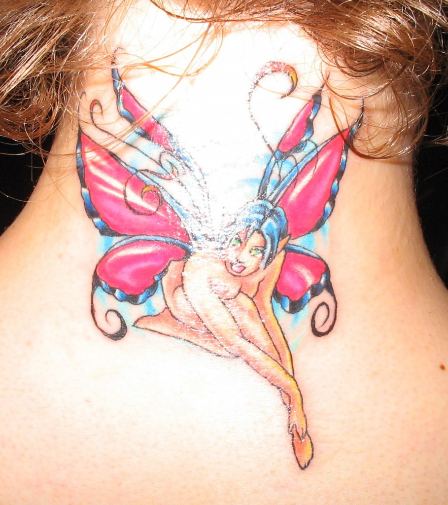 Fairy Tattoos Designs Ideas And Meaning