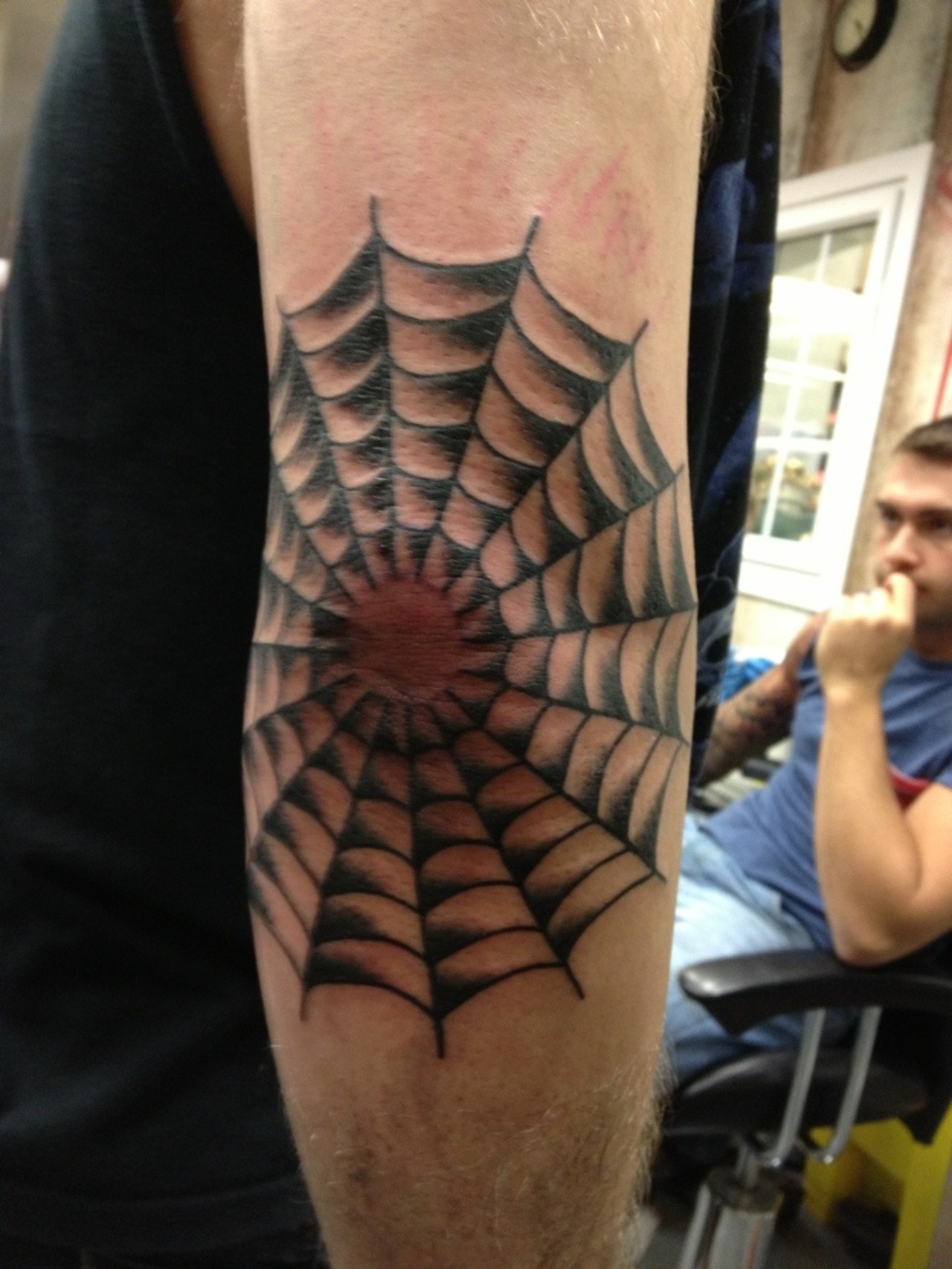 Spider Web Tattoos Designs, Ideas and Meaning | Tattoos