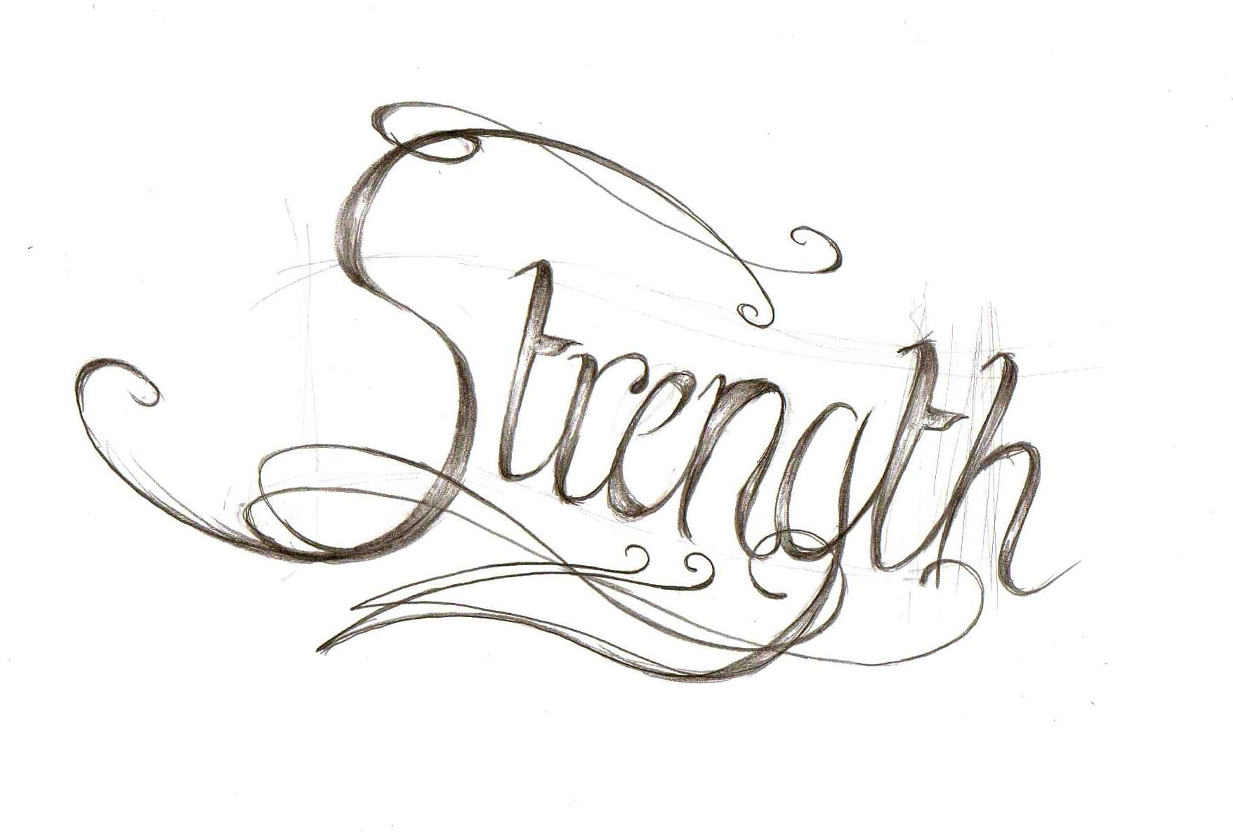 Strength Tattoos Designs Ideas And Meaning For You