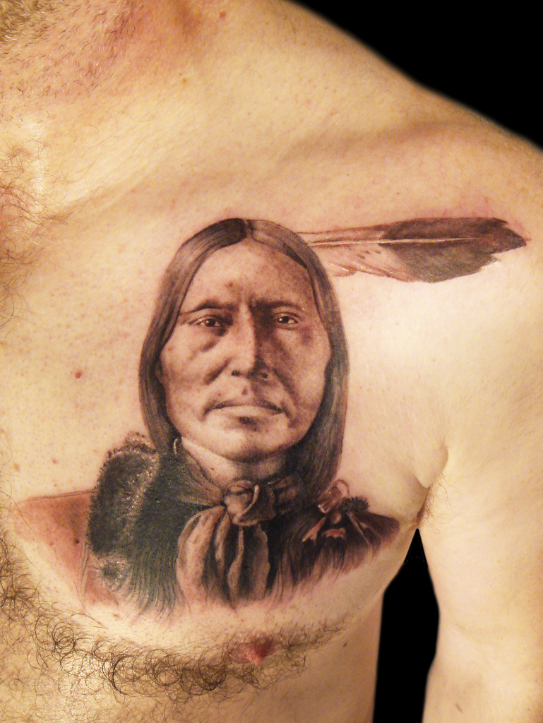 Native American Tattoo Designs And Meanings