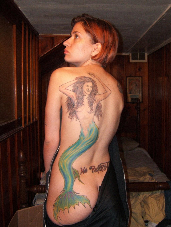 Tattoos of naked mermaids xxx stripper