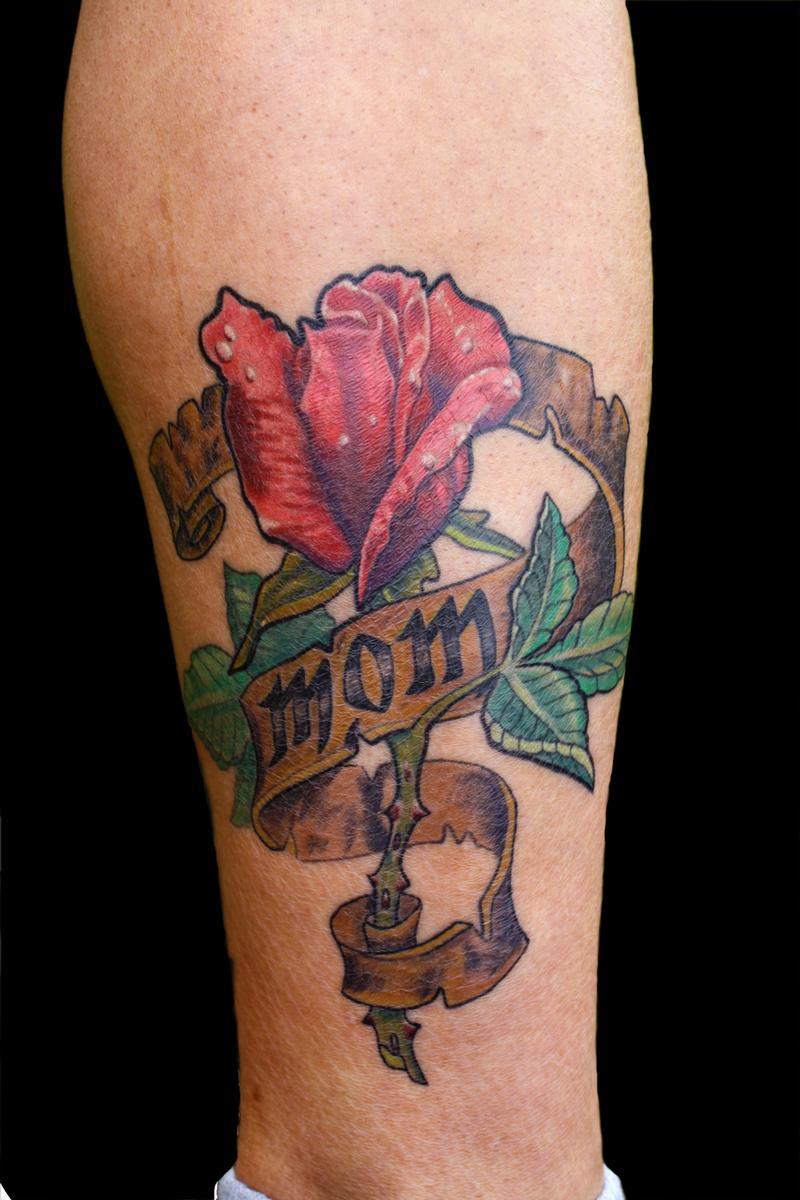 Heart Tattoo Designs Mom Tattoos Designs, I...