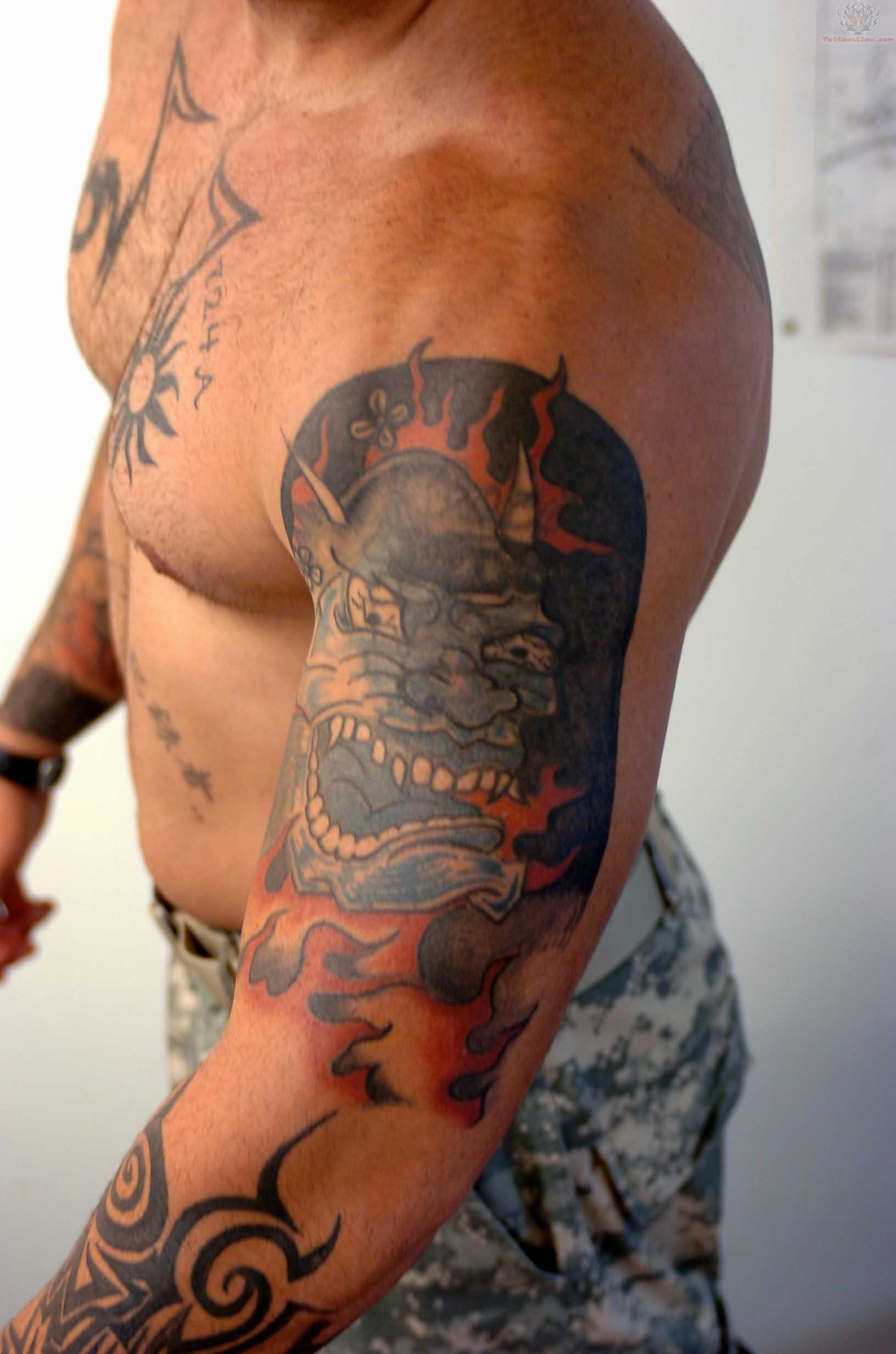 Military (Army) Tattoos Designs, Ideas And Meaning