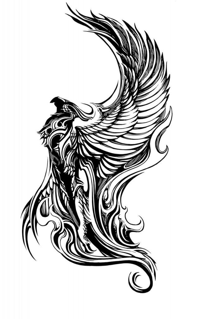 Tattoos Phoenix