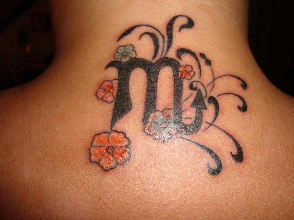 Tattoos Virgo