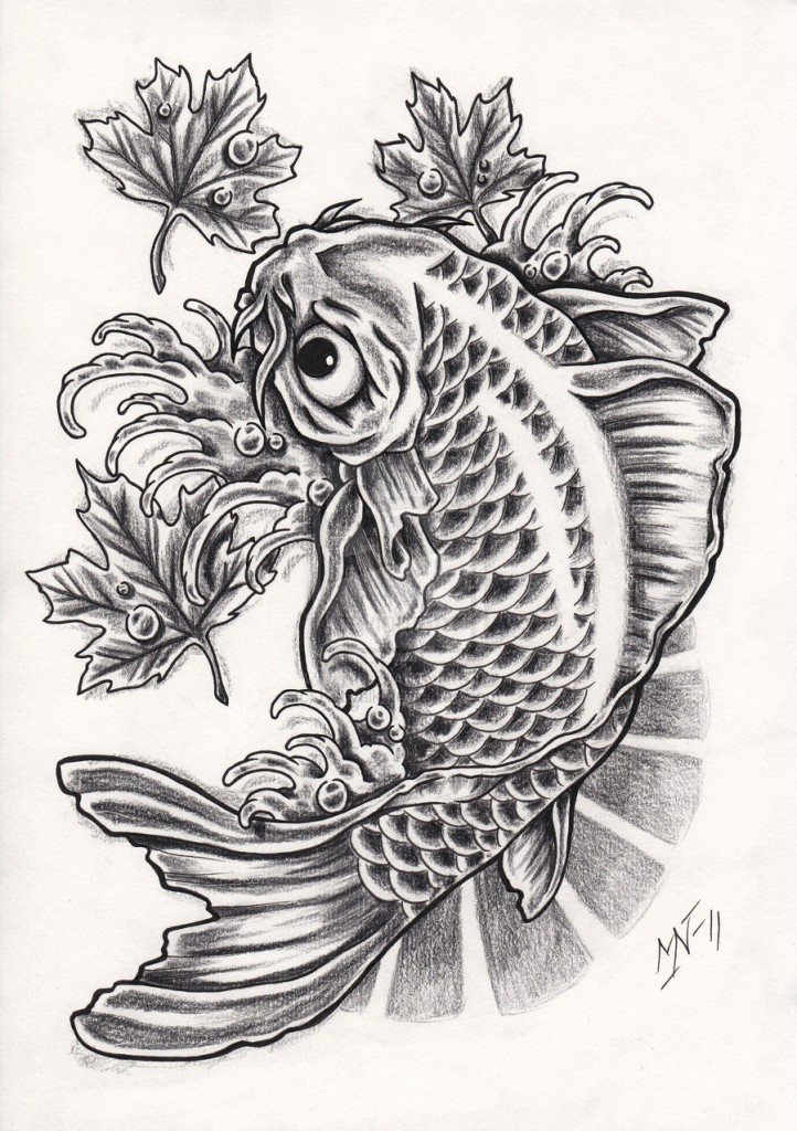 Fish Tattoos Designs, Ideas and Meaning | Tattoos For You