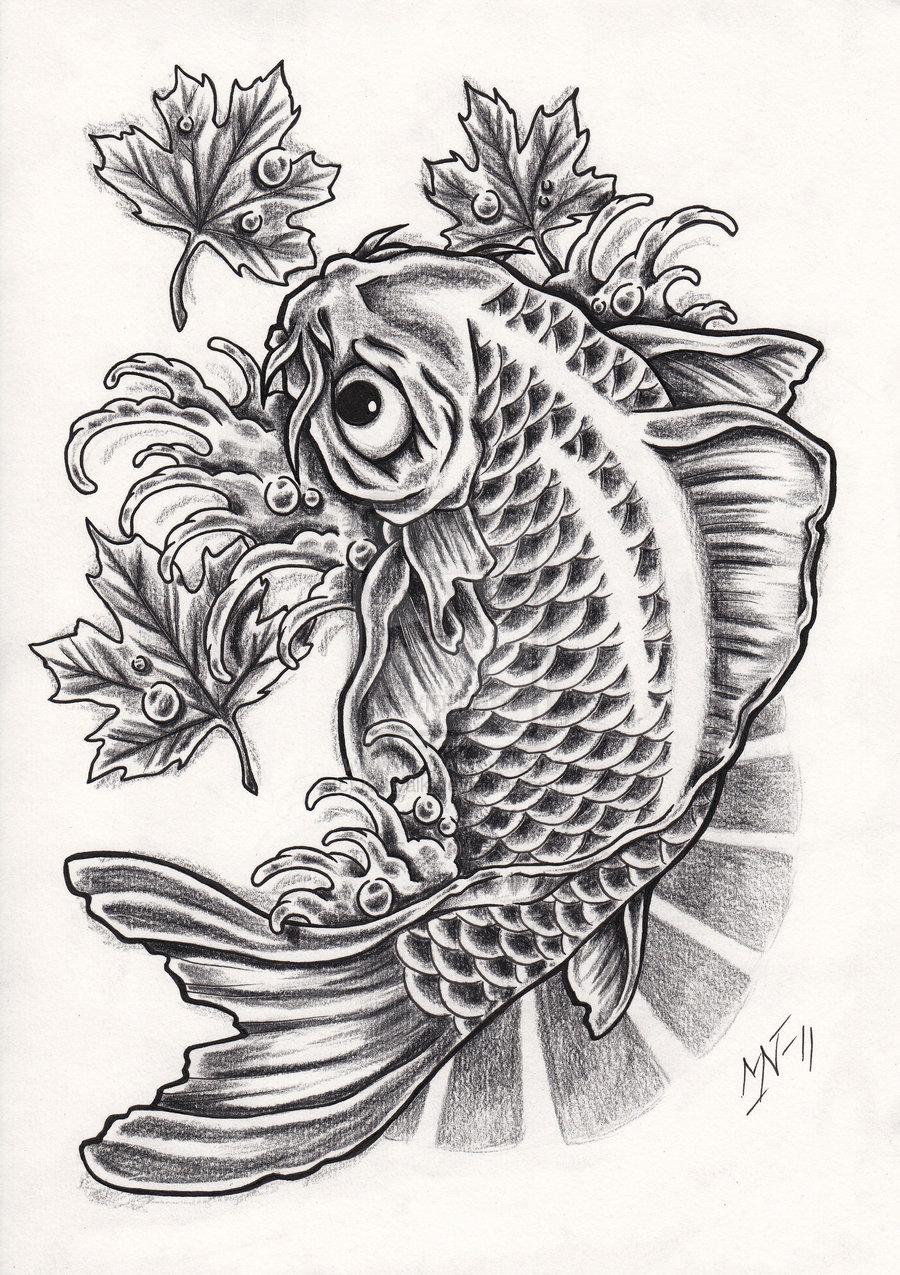 Fish Tattoos Designs, ...