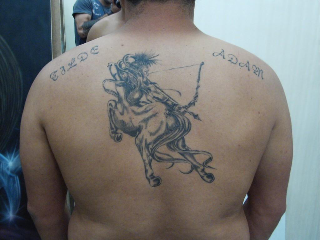 Tattoo Designs: Sagittarius Tattoos Designs, Ideas And Meaning