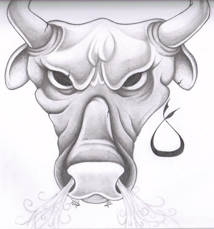 Taurus Tattoos Designs Ideas And Meaning
