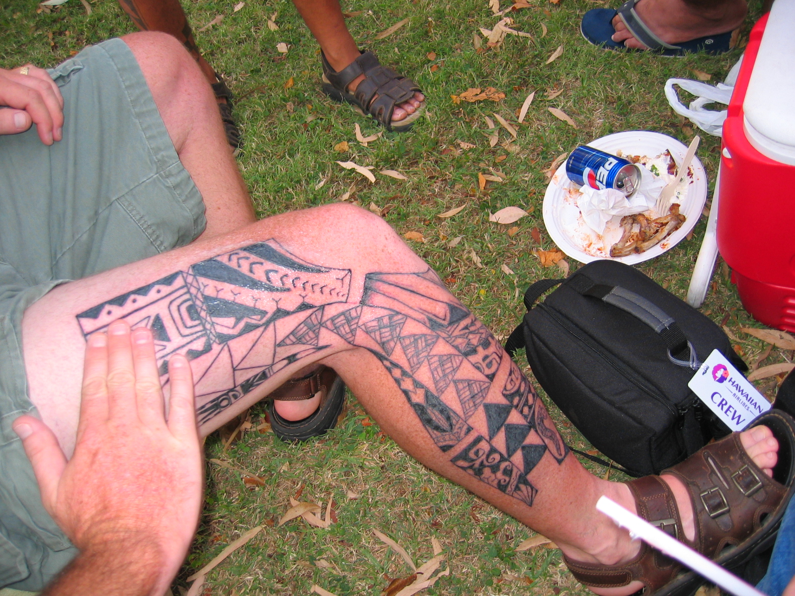 Hawaiian tattoos designs ideas and meaning tattoos for you traditional hawaiian tattoos biocorpaavc Image collections