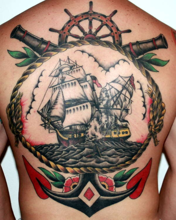 navy tattoos designs ideas and meaning tattoos for you. Black Bedroom Furniture Sets. Home Design Ideas