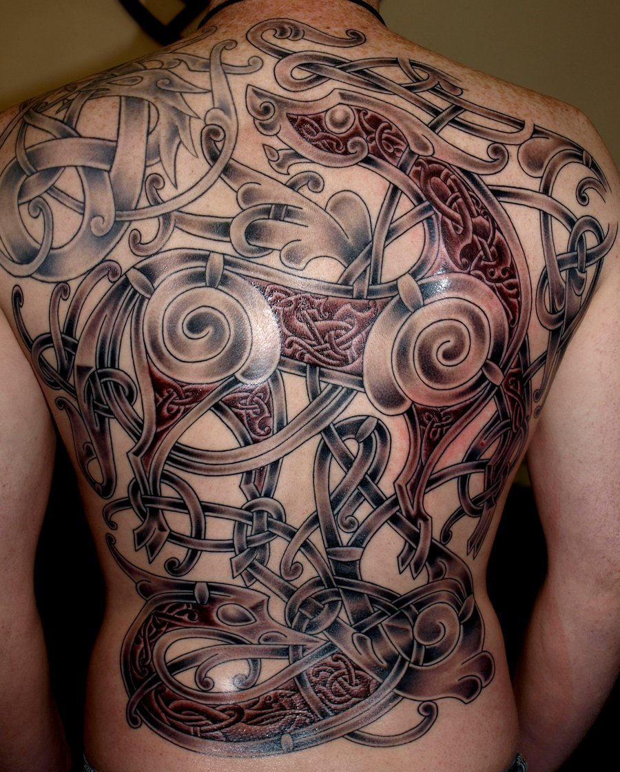 Tattoo Drawings: Viking Tattoos Designs, Ideas And Meaning