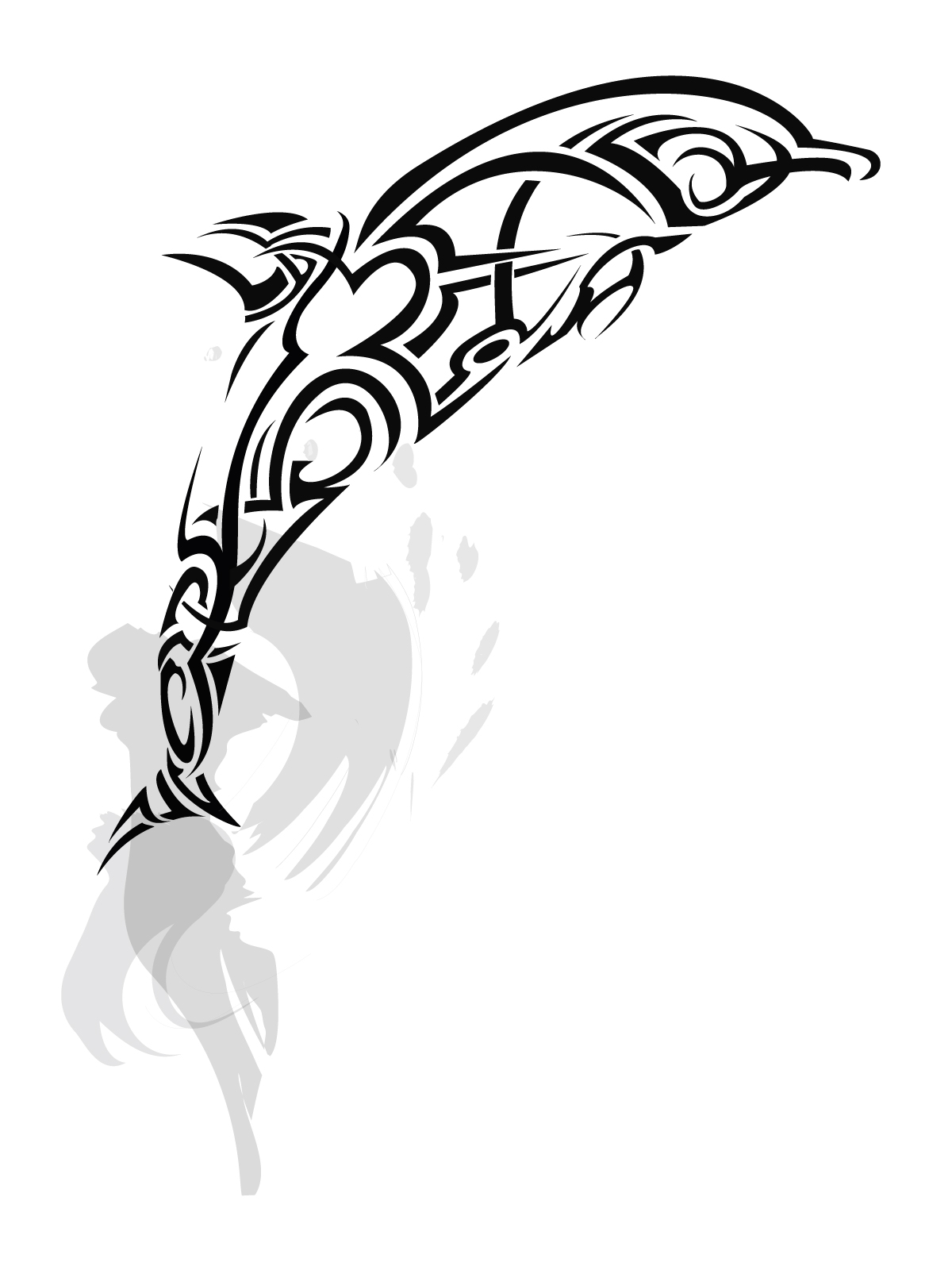 Dolphin Tattoos Designs, Ideas and Meaning | Tattoos For You | 1200 x 1600 jpeg 200kB