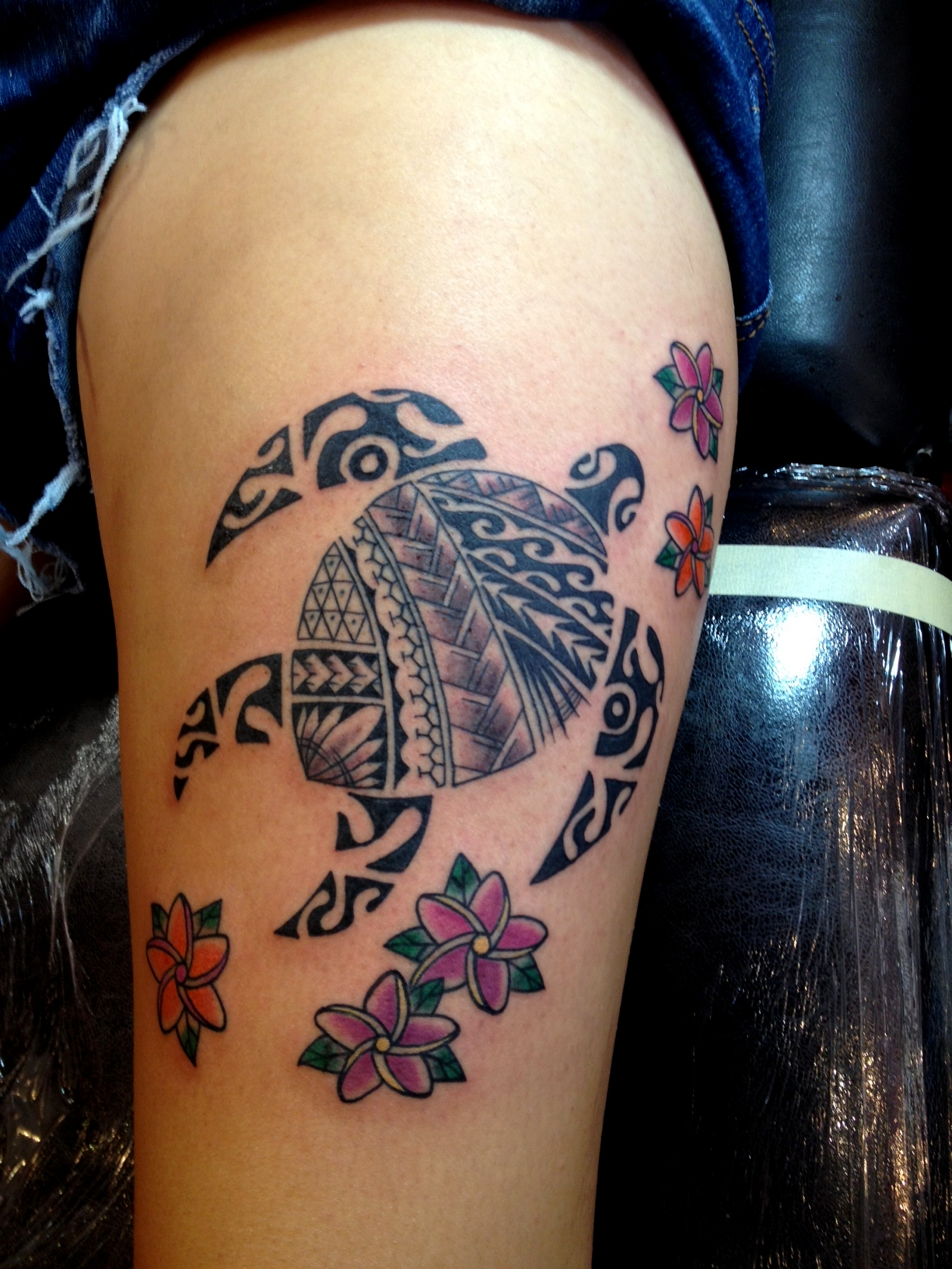 Turtle Tattoos Designs, Ideas And Meaning