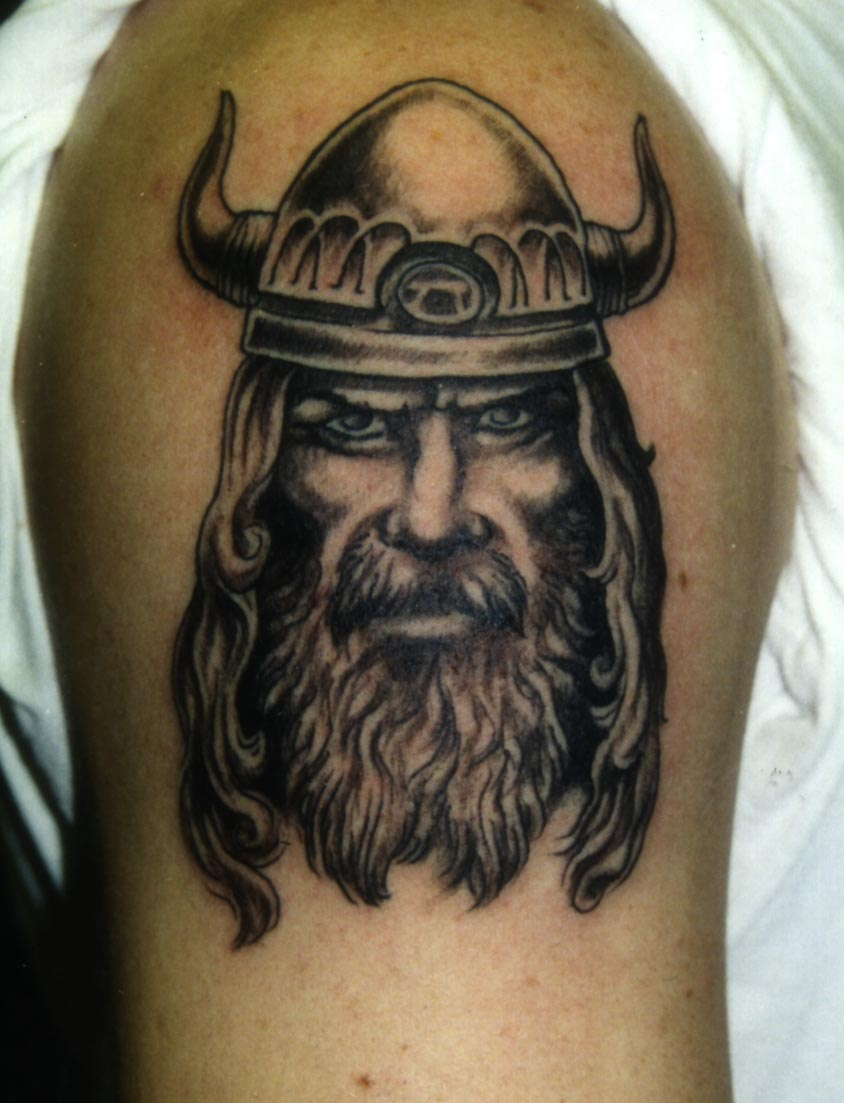 Viking tattoos designs ideas and meaning tattoos for you for Small viking tattoos