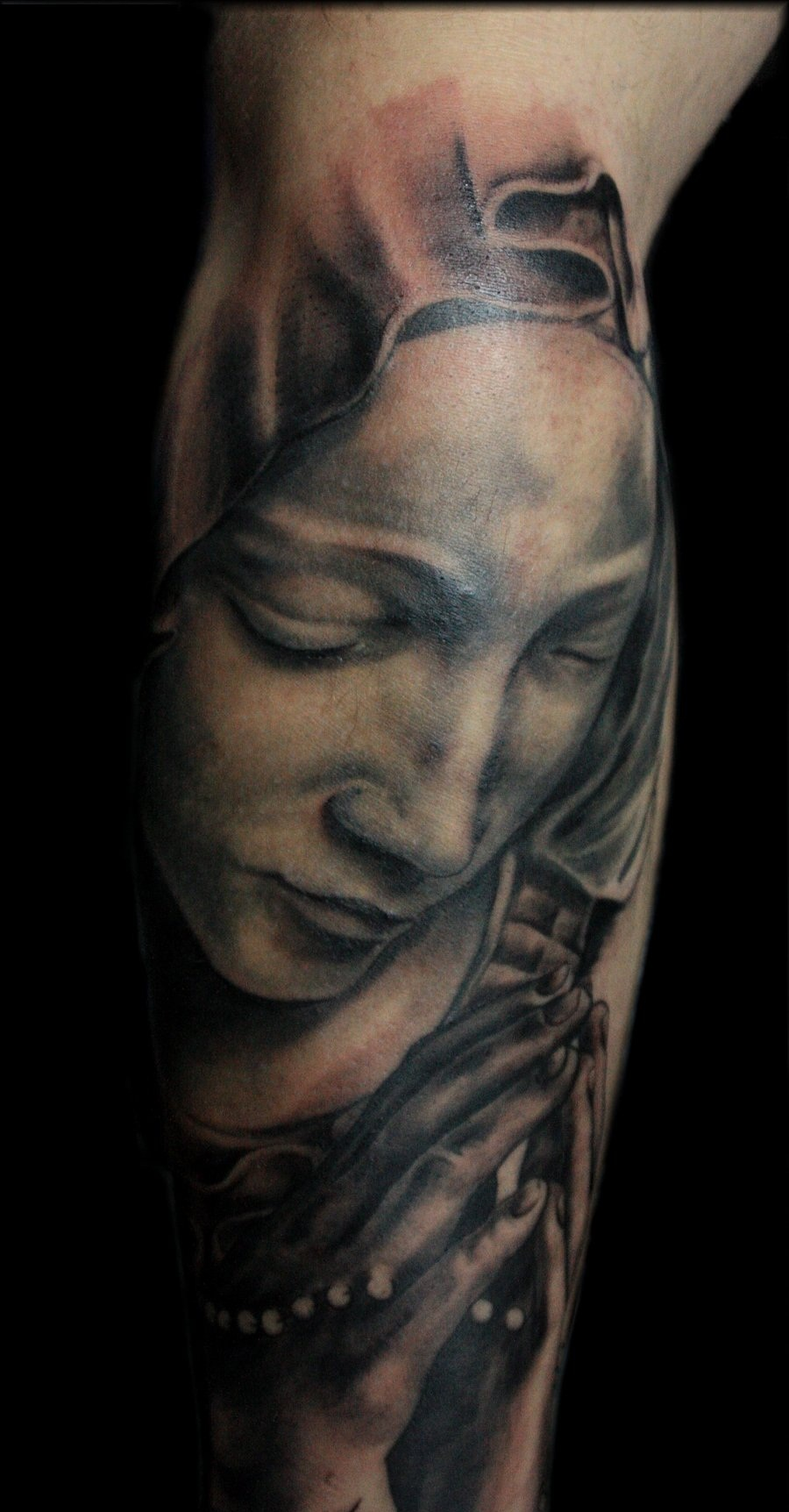 Virgin Mary Tattoos Designs, Ideas and Meaning | Tattoos ...