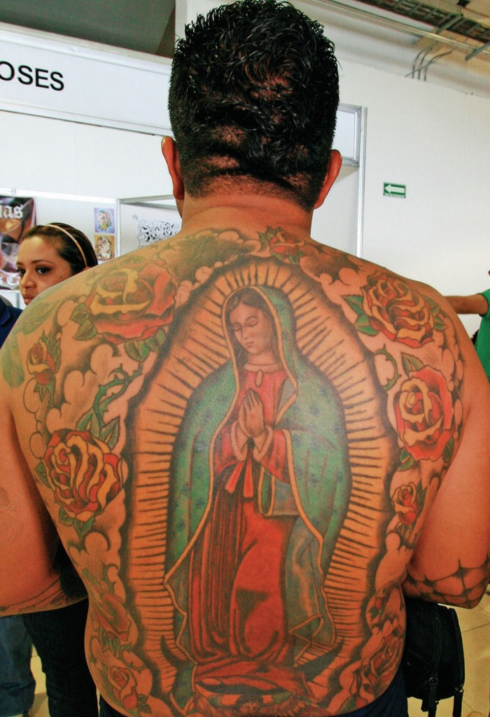 Virgin Mary Tattoo: Virgin Mary Tattoos Designs, Ideas And Meaning