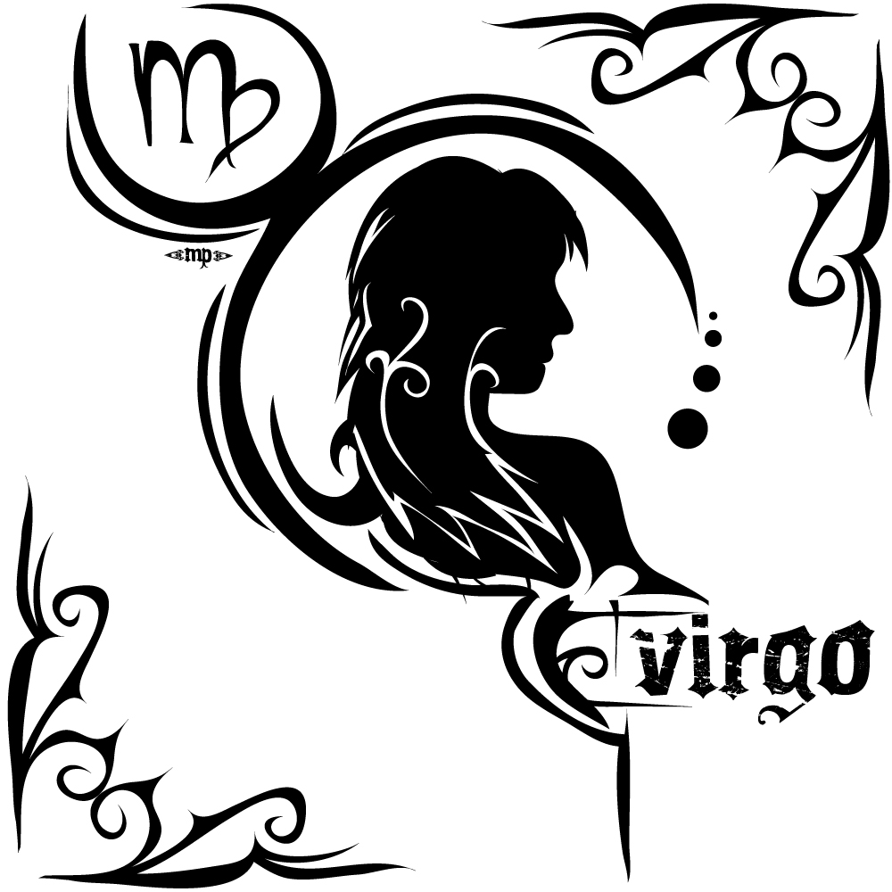 Virgo tattoos designs ideas and meaning tattoos for you virgo tattoo designs buycottarizona Images