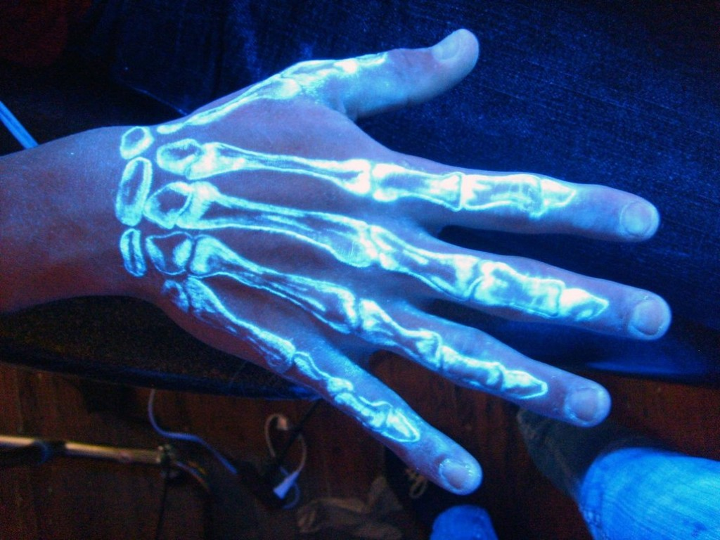 Black light tattoos designs ideas and meaning tattoos for What is the best black ink for tattooing