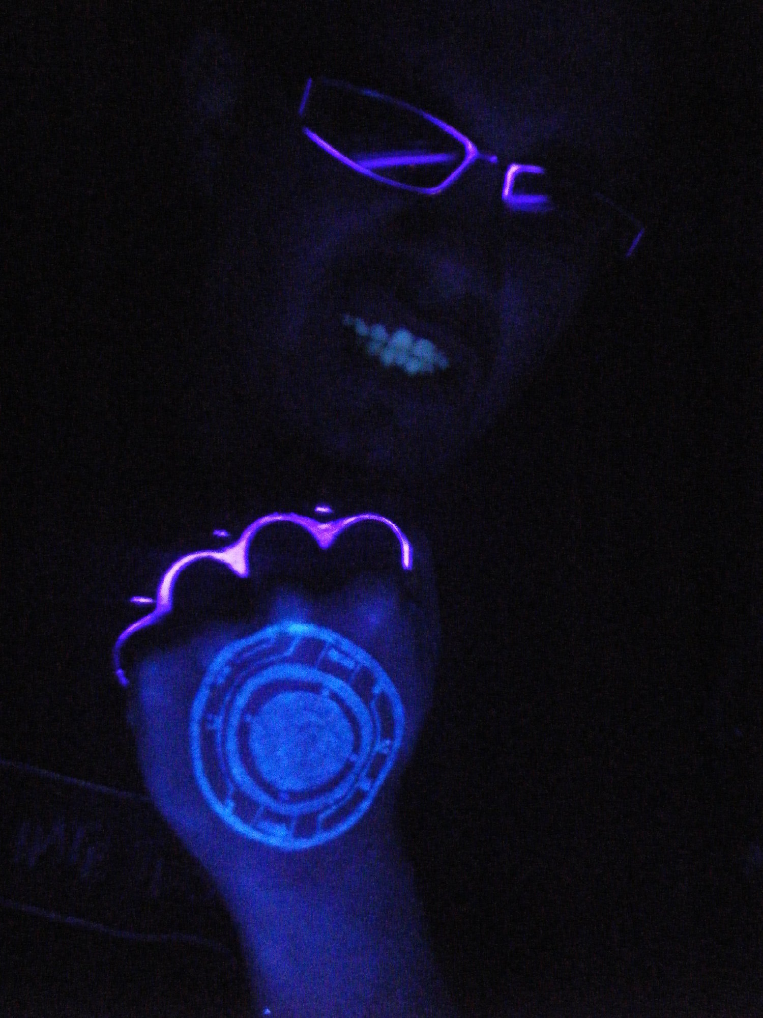 black light tattoos designs ideas and meaning tattoos