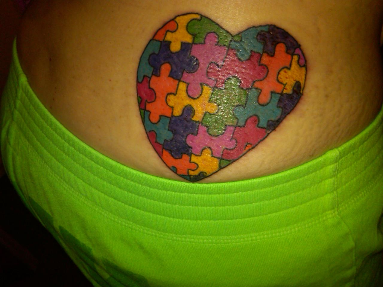 Autism Tattoos Designs, Ideas and Meaning | Tattoos For You