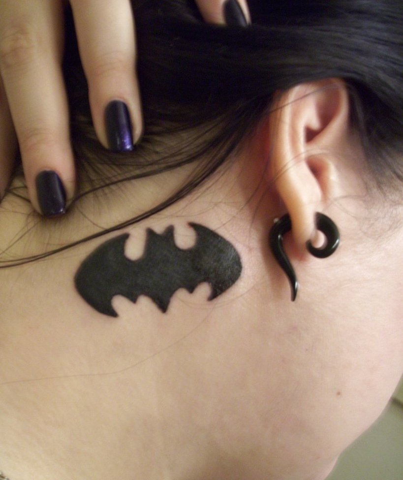 Batman Tattoos Designs Ideas And Meaning