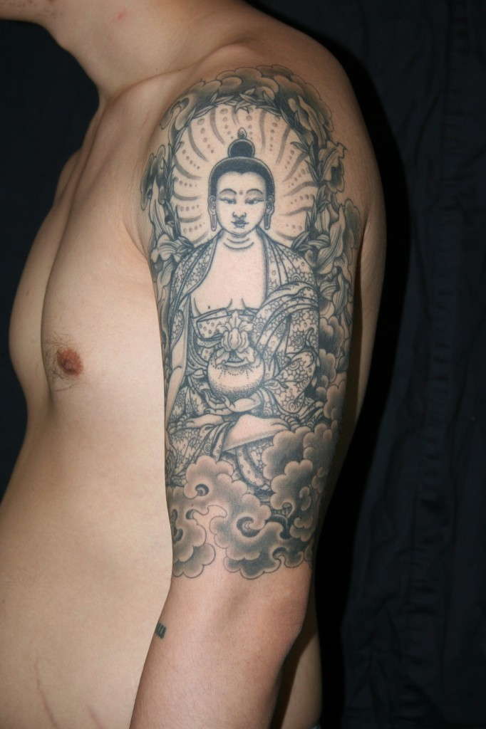 Buddhist Tattoos Designs, Ideas and Meaning | Tattoos For You