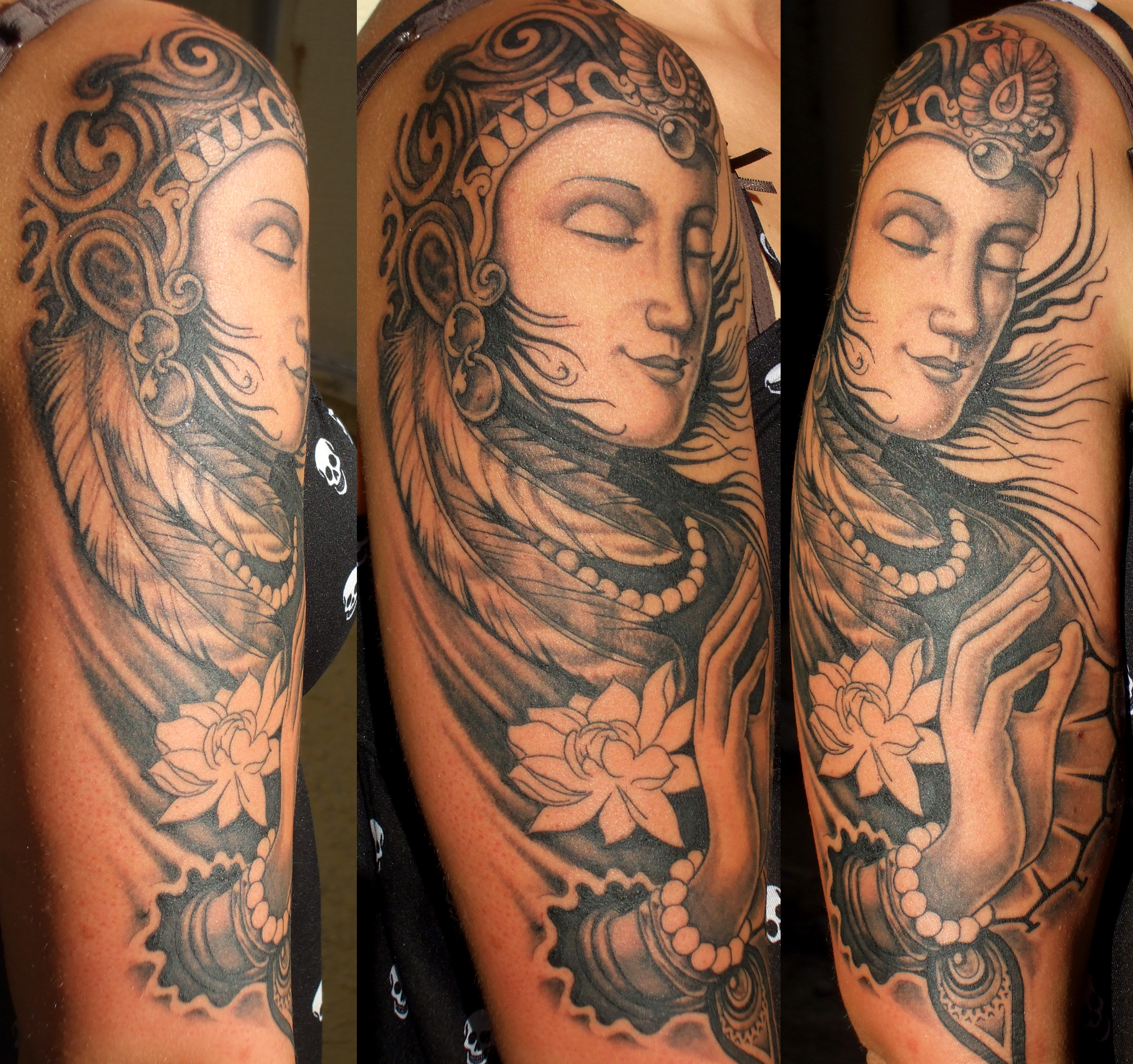 Buddhist Tattoos Designs, Ideas And Meaning