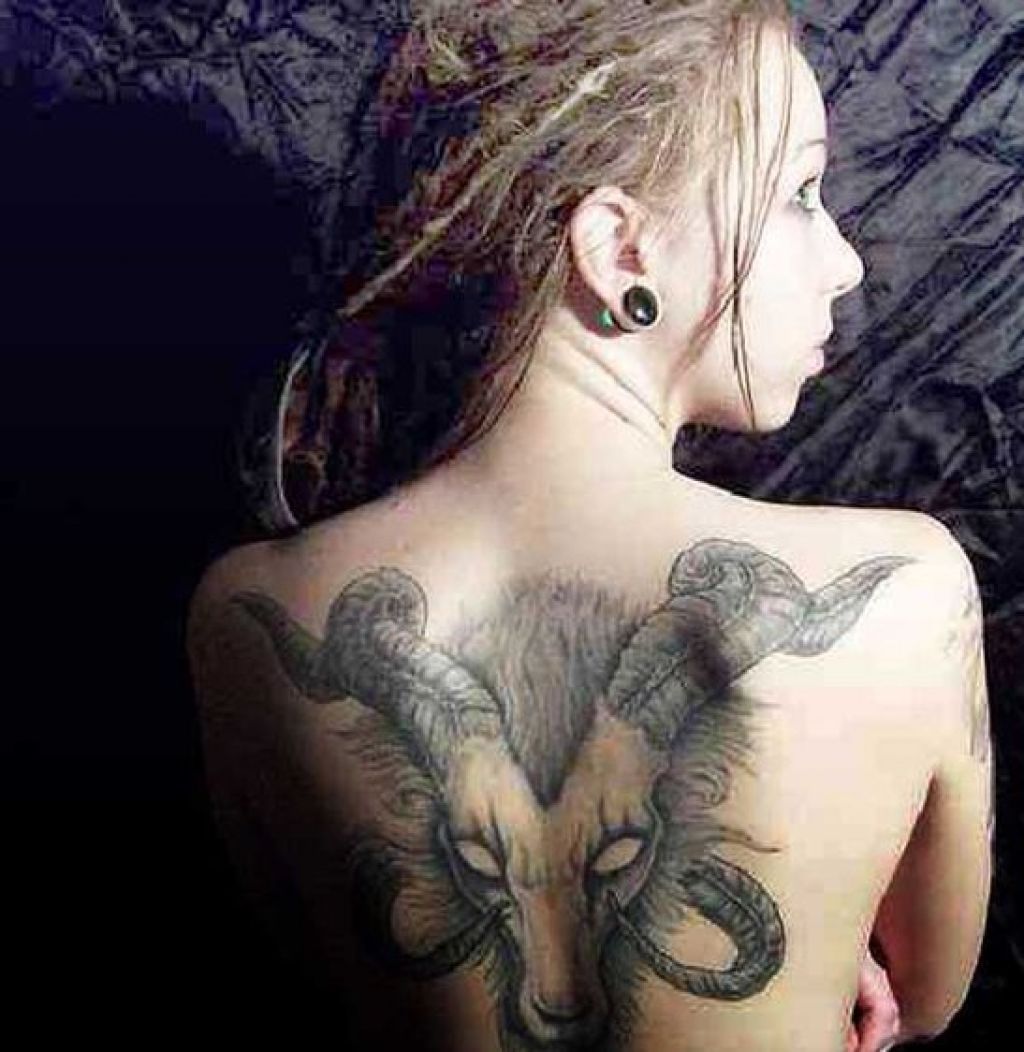 Capricorn Tattoos Designs, Ideas And Meaning