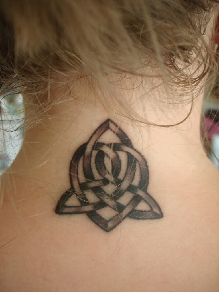 Celtic Knot Tattoos For Women
