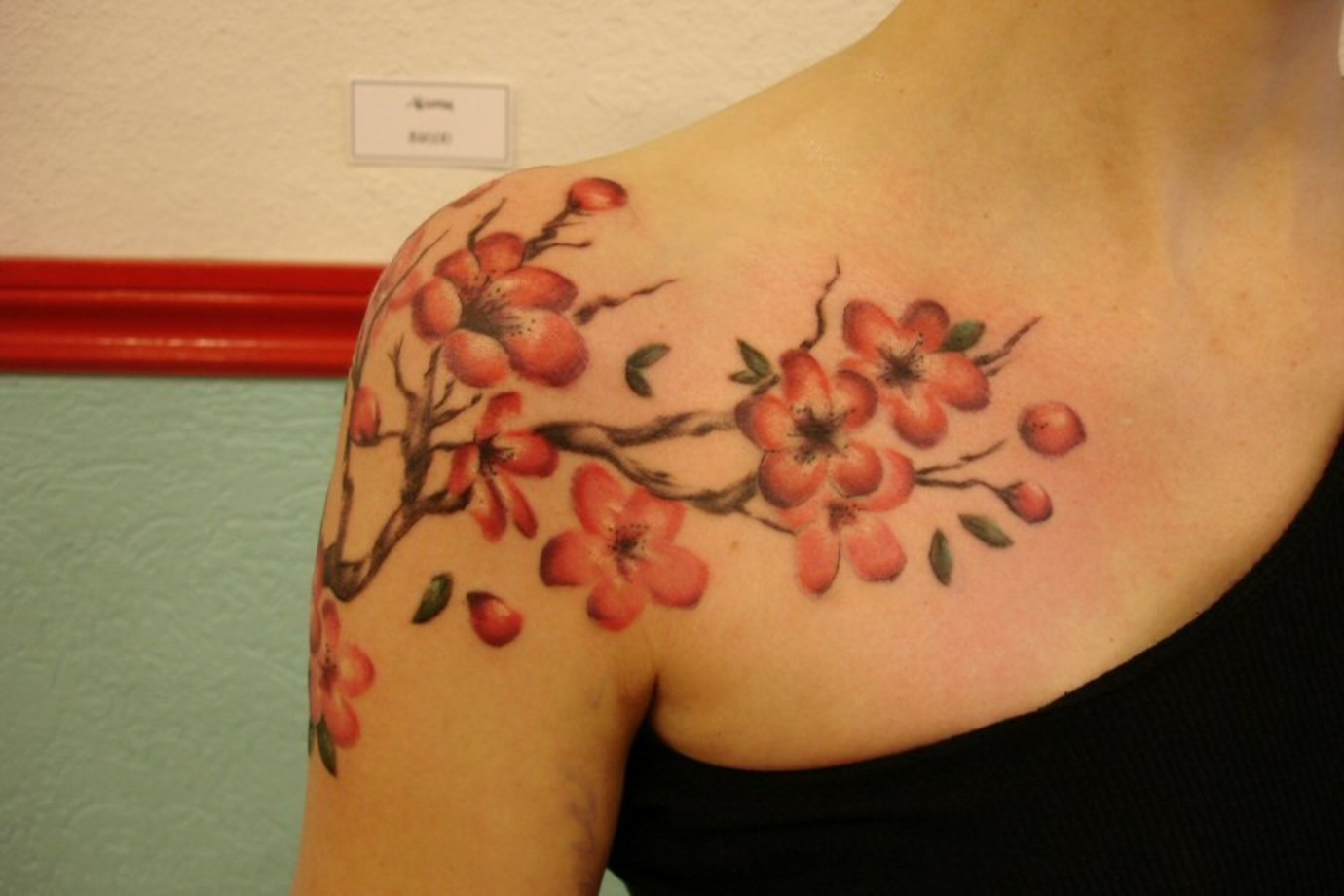 Cherry Blossom Tattoos Designs Ideas And Meaning Tattoos For You
