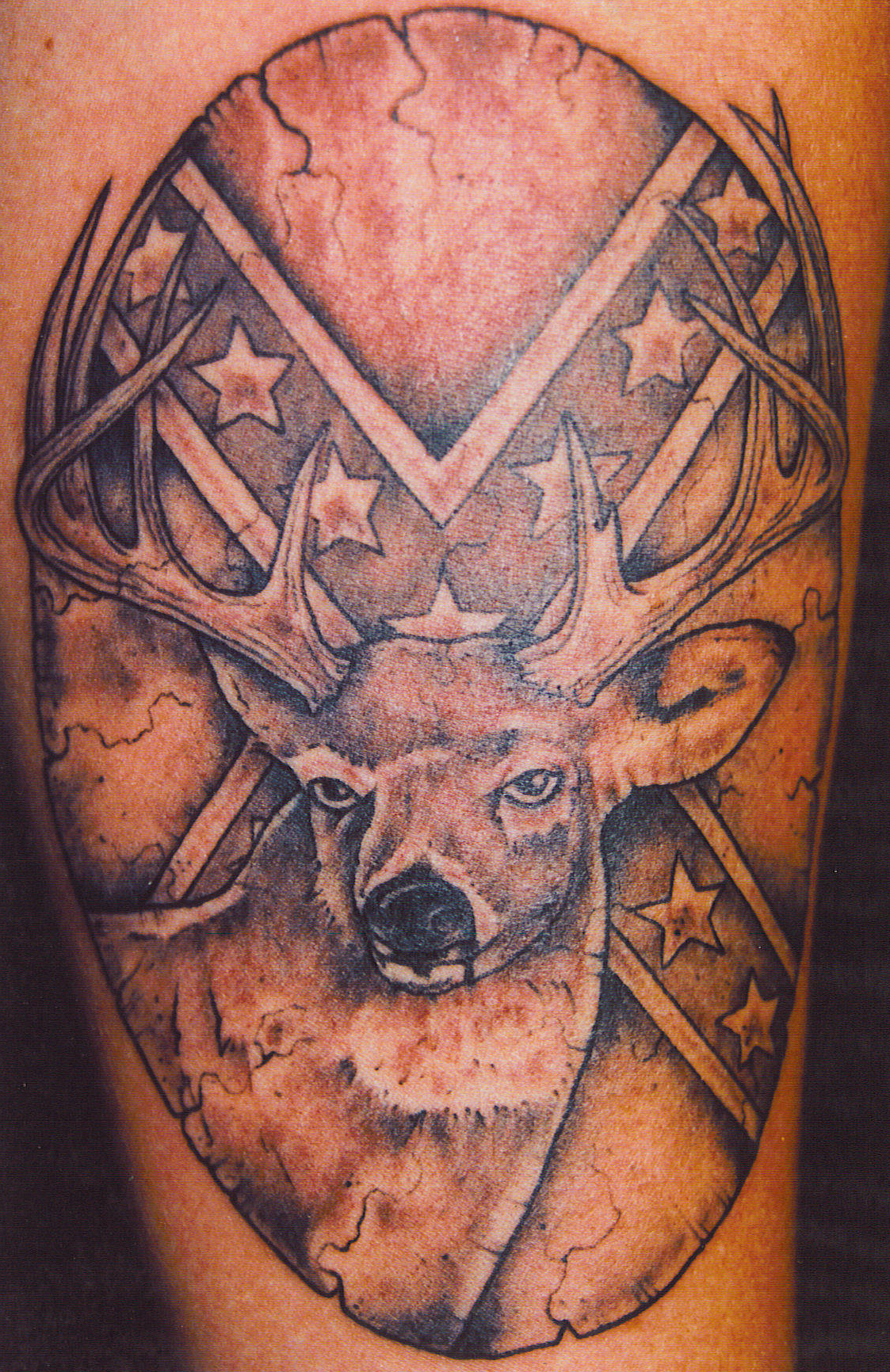 tribal tattoos chest meaning with Deer  Tattoos Meaning For  Ideas and Designs, You Tattoos