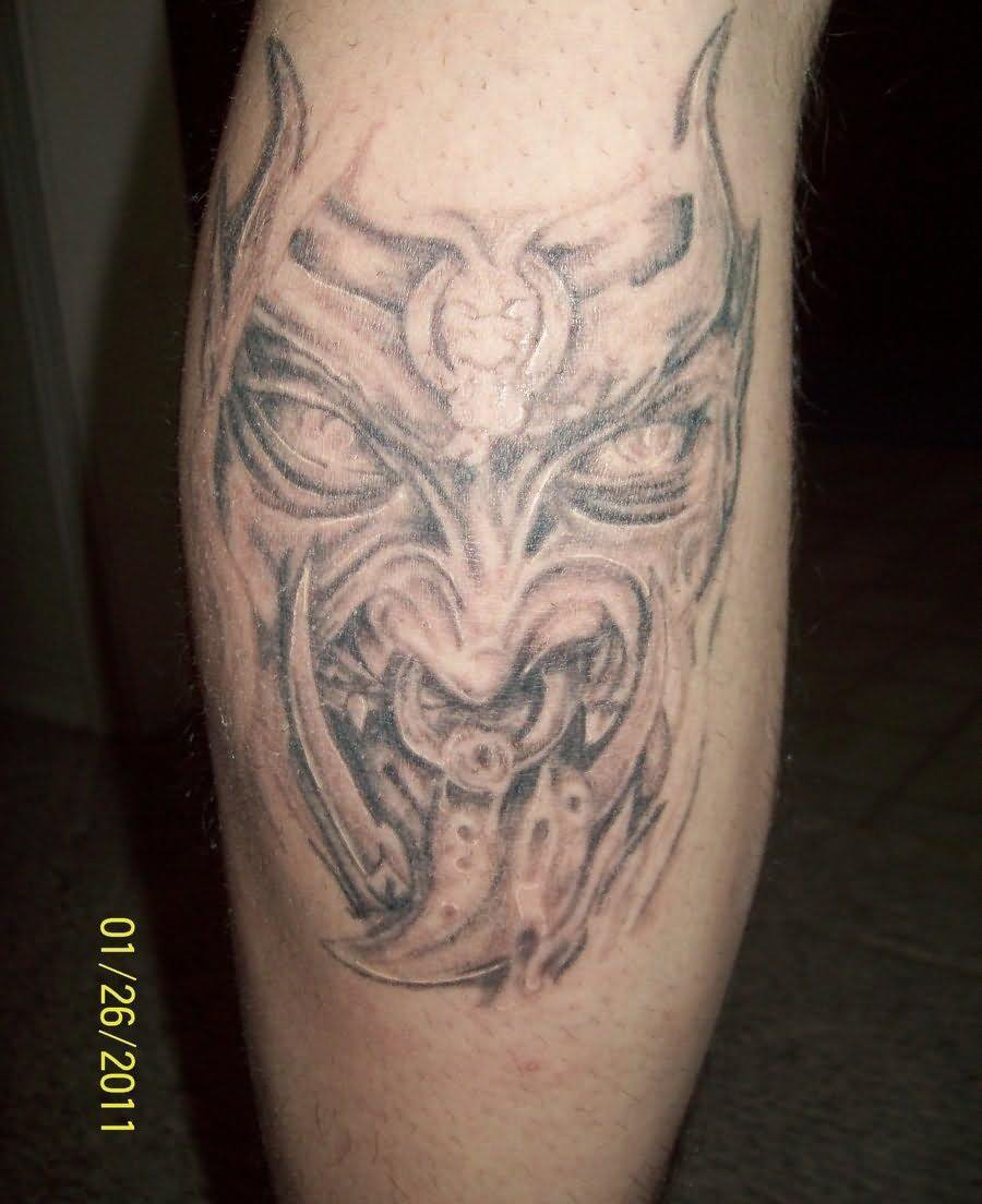 Demon Tattoos Designs, Ideas And Meaning