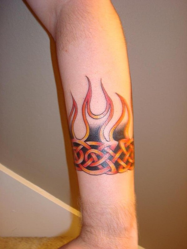 flame tattoos designs ideas and meaning tattoos for you. Black Bedroom Furniture Sets. Home Design Ideas