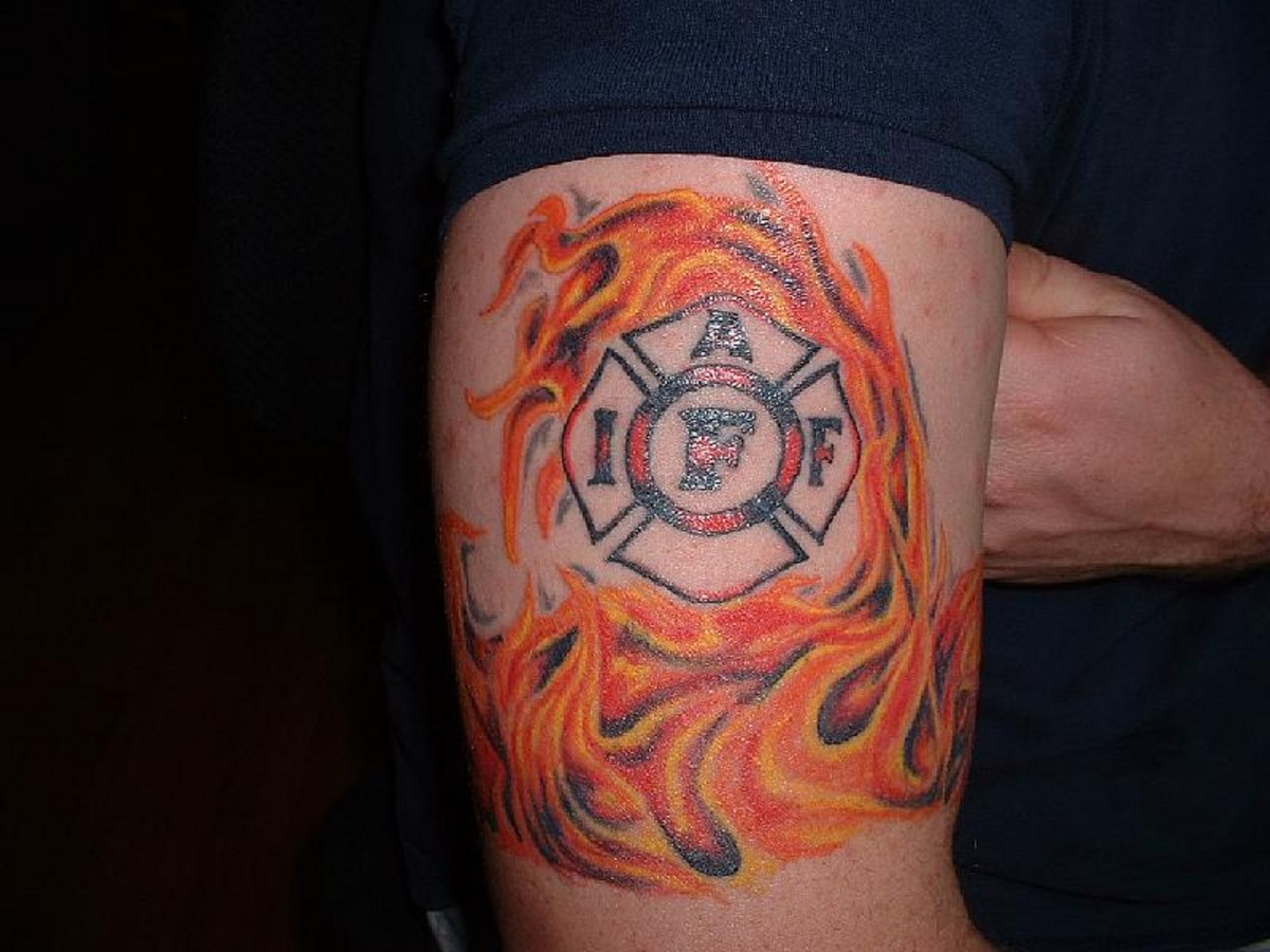 Flame Tattoos Designs, Ideas and Meaning | Tattoos For You