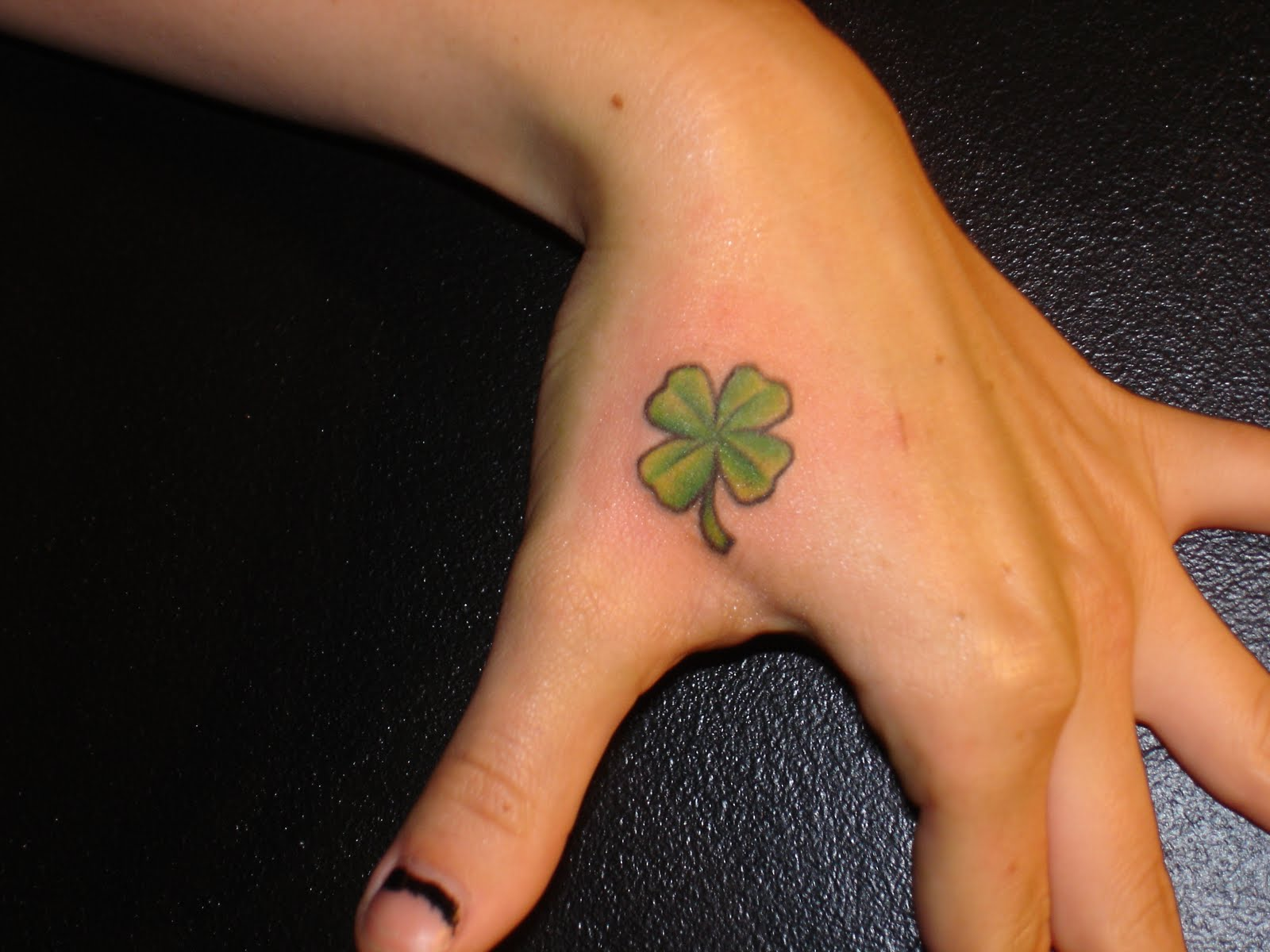 Four Leaf Clover Tattoos Designs Ideas And Meaning Tattoos For You