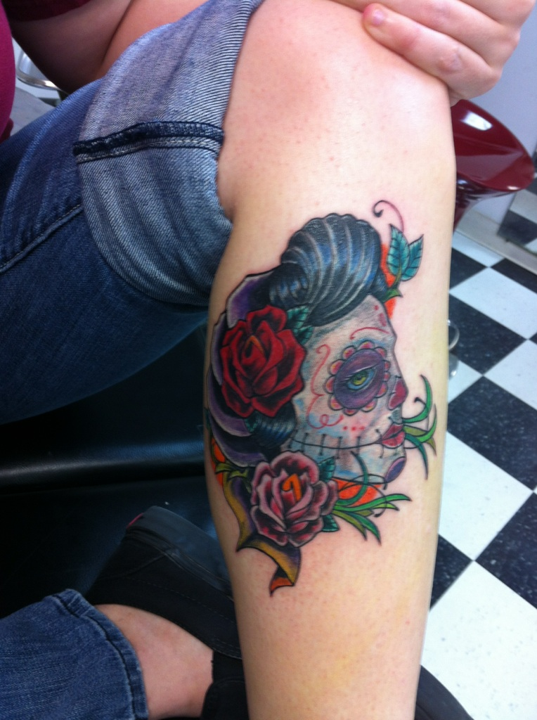 Gypsy Tattoos Designs, Ideas and Meaning | Tattoos For You  Gypsy Tattoos D...