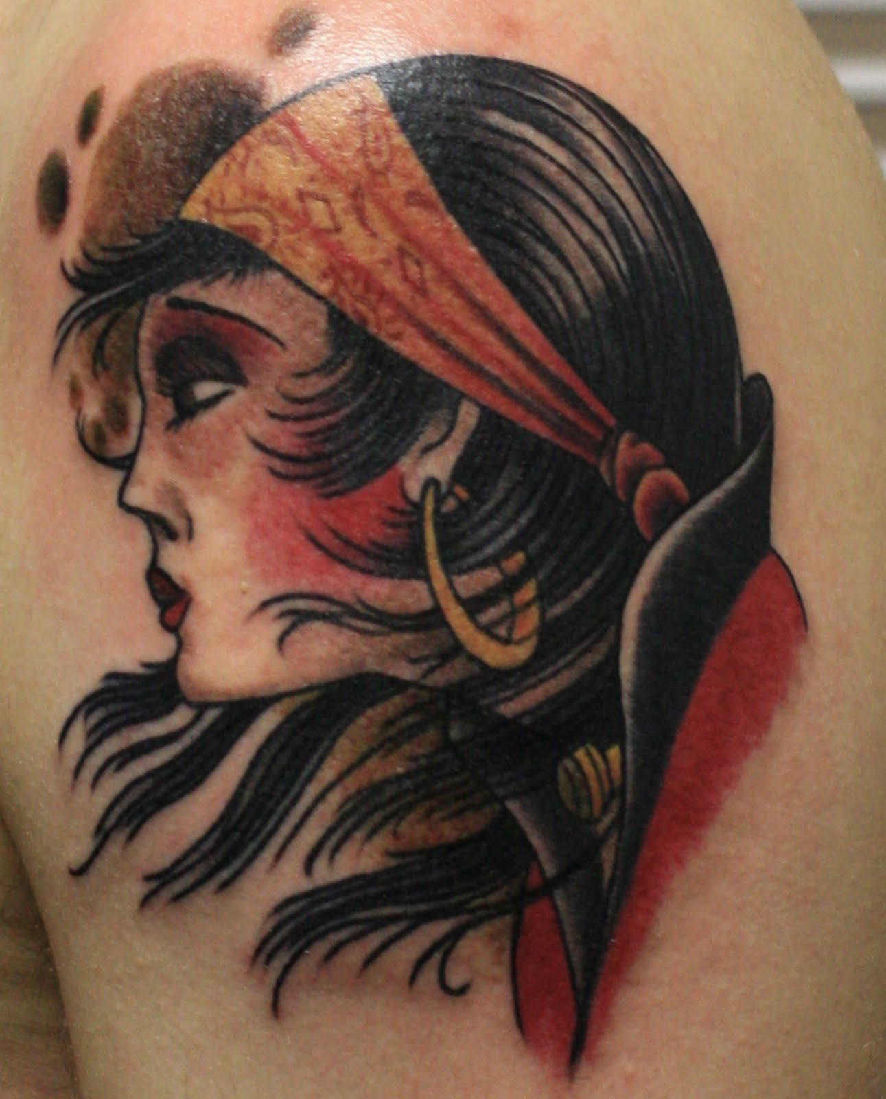 Gypsy tattoos designs ideas and meaning tattoos for you - Tatouage gitane signification ...