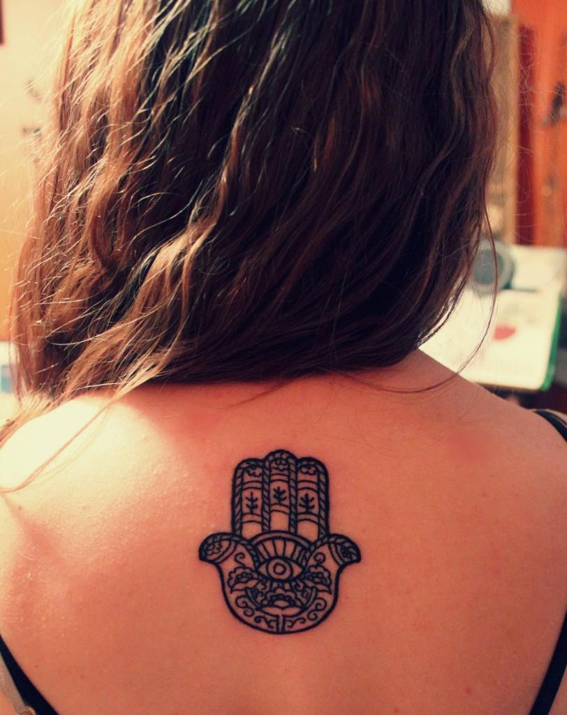 Hamsa Tattoo
