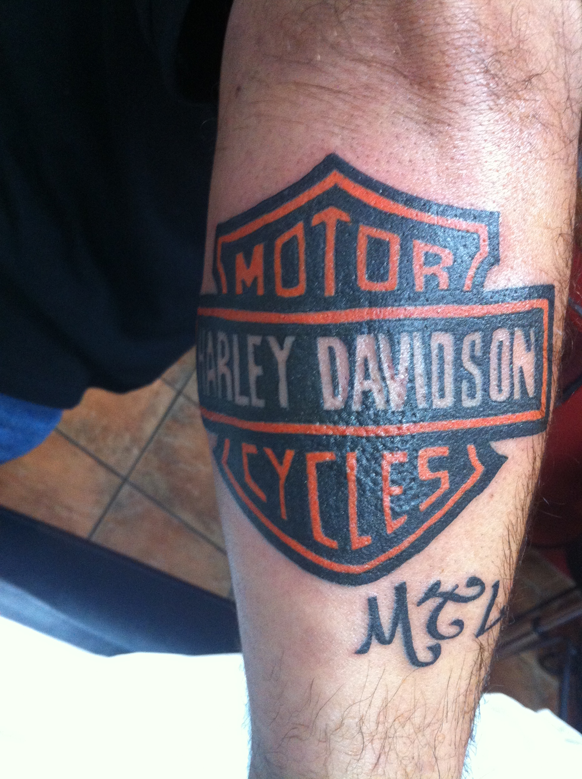 Harley Davidson Tattoos Designs Ideas And Meaning  For You