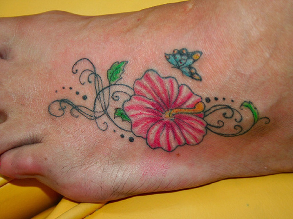 Hibiscus tattoos designs ideas and meaning tattoos for you izmirmasajfo