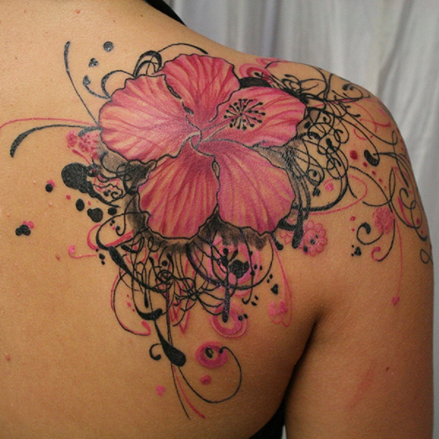 Designs And Tattoo Ideas: Hibiscus Tattoos Designs, Ideas And Meaning