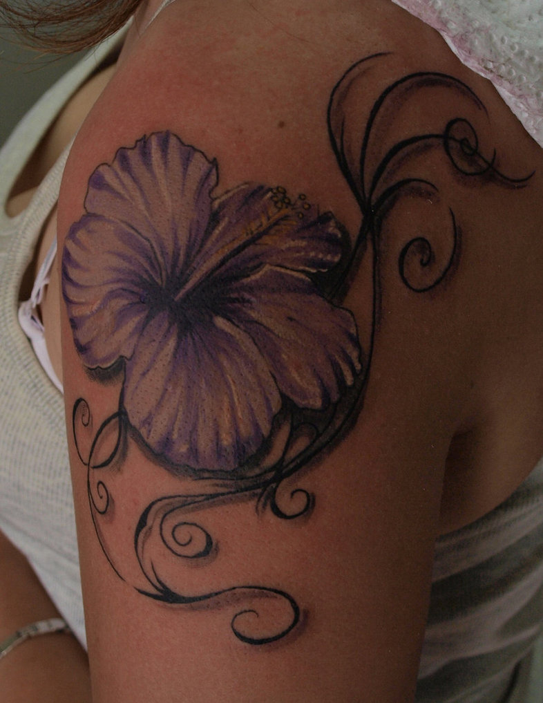 Hibiscus Tattoos Meaning