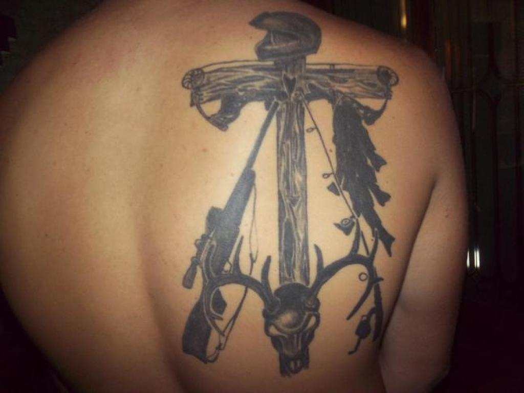 Hunting Tattoos Designs Ideas And Meaning Tattoos For You