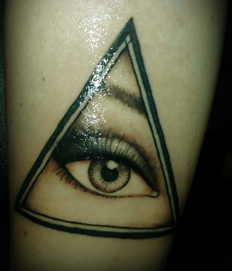 Illuminati Tattoo Designs
