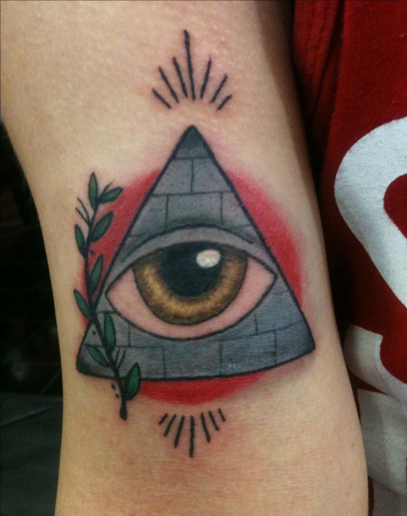 Illuminati Tattoo Pictures