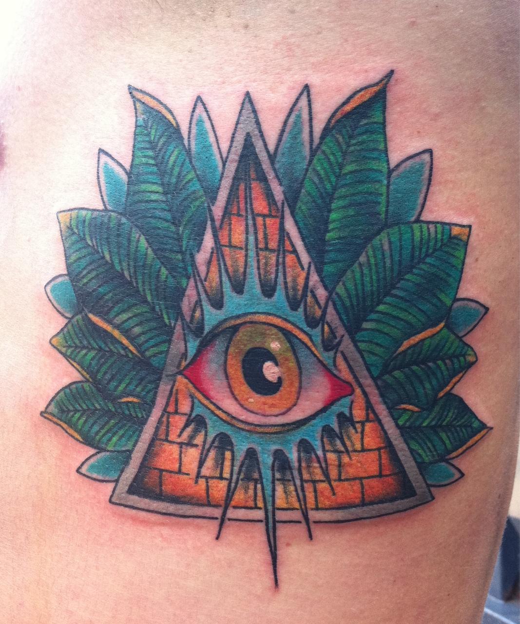 Illuminati Tattoos