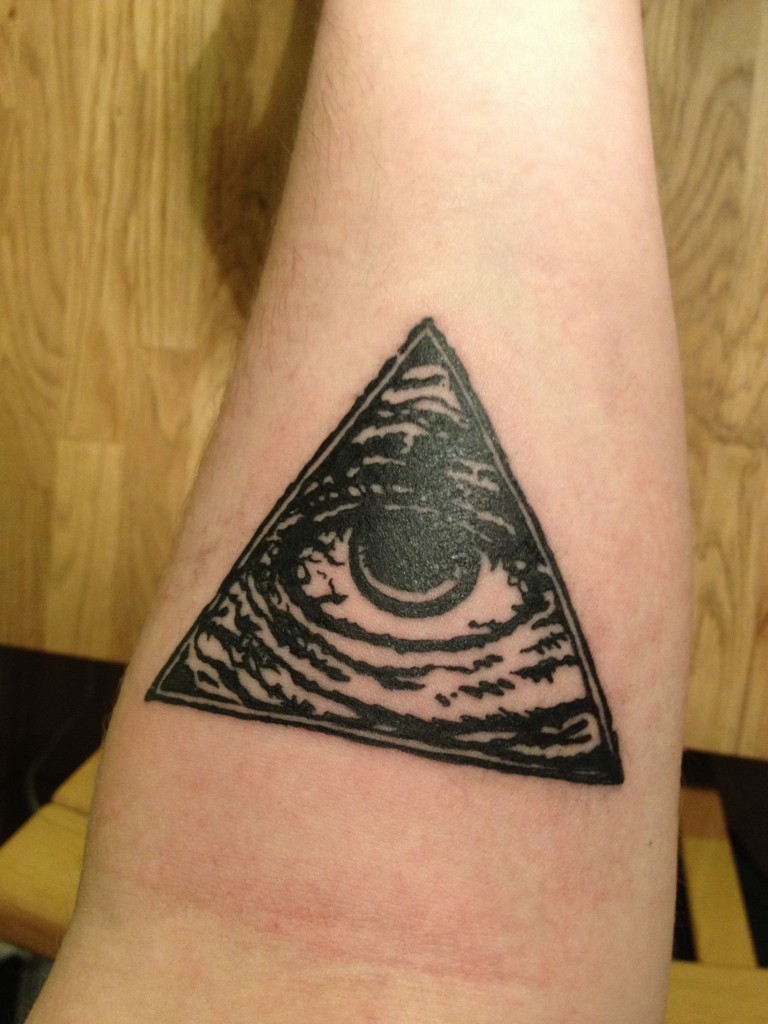 Illuminati Tattoos Pictures